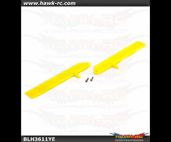 Fast Flight Main Rotor Blade Set Yellow: mCP X/V2