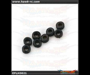 Canopy Mounting Grommets (8):BMCX2/T,MSR,FHX,MCP X/BL, Nano CP