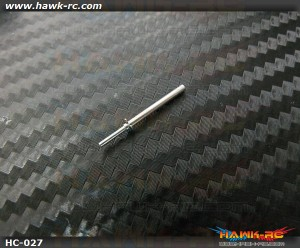 Hawk Creation C05M V2 Motor Shaft (1mm)