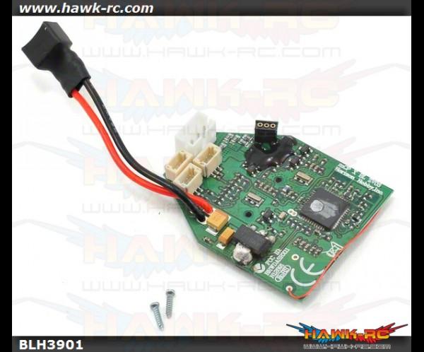 Fbl BL 3n1 Control Unit,RX/ESC/Gyros: mCP X BL