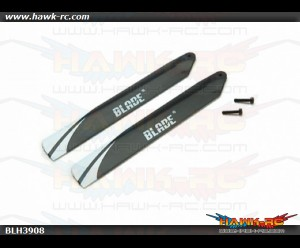 High-performance Main Rotor Blade w/Hdw: mCP X BL