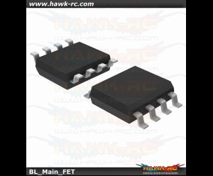 MCPX BL Main Motor FET Array For Stock Main ESC
