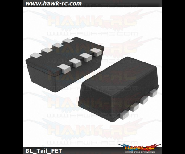 MCPX BL Tail FET Array For Stock Tail ESC