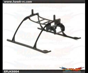 Landing Skid & Battery Mount: MSR/Nano CP X