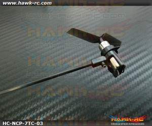 Hawk Creation 7mm Tail Combo For Nano CP X