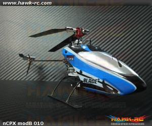 Hawk-RC Full Upgrade Brushless Nano CP X with HP03SE+7A